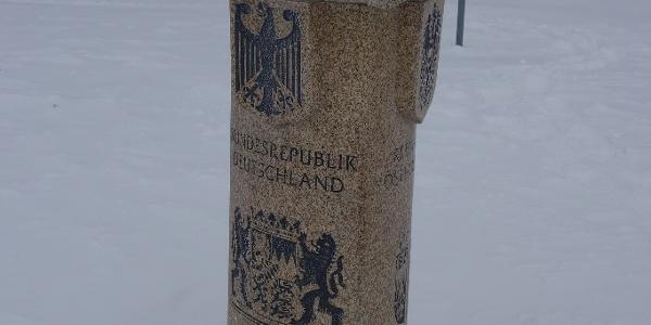 Am Dreiländereck (DE-CZ-AT)