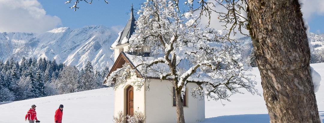 Winterwandern in Breitenbach