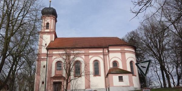 Kirche in Öberau