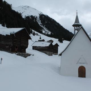 Kapelle Sontga Brida