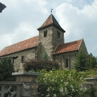 Nikolaikirche - Oberndorf / Arnstadt