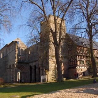 Klosterruine und Jagdschloss - Paulinzella