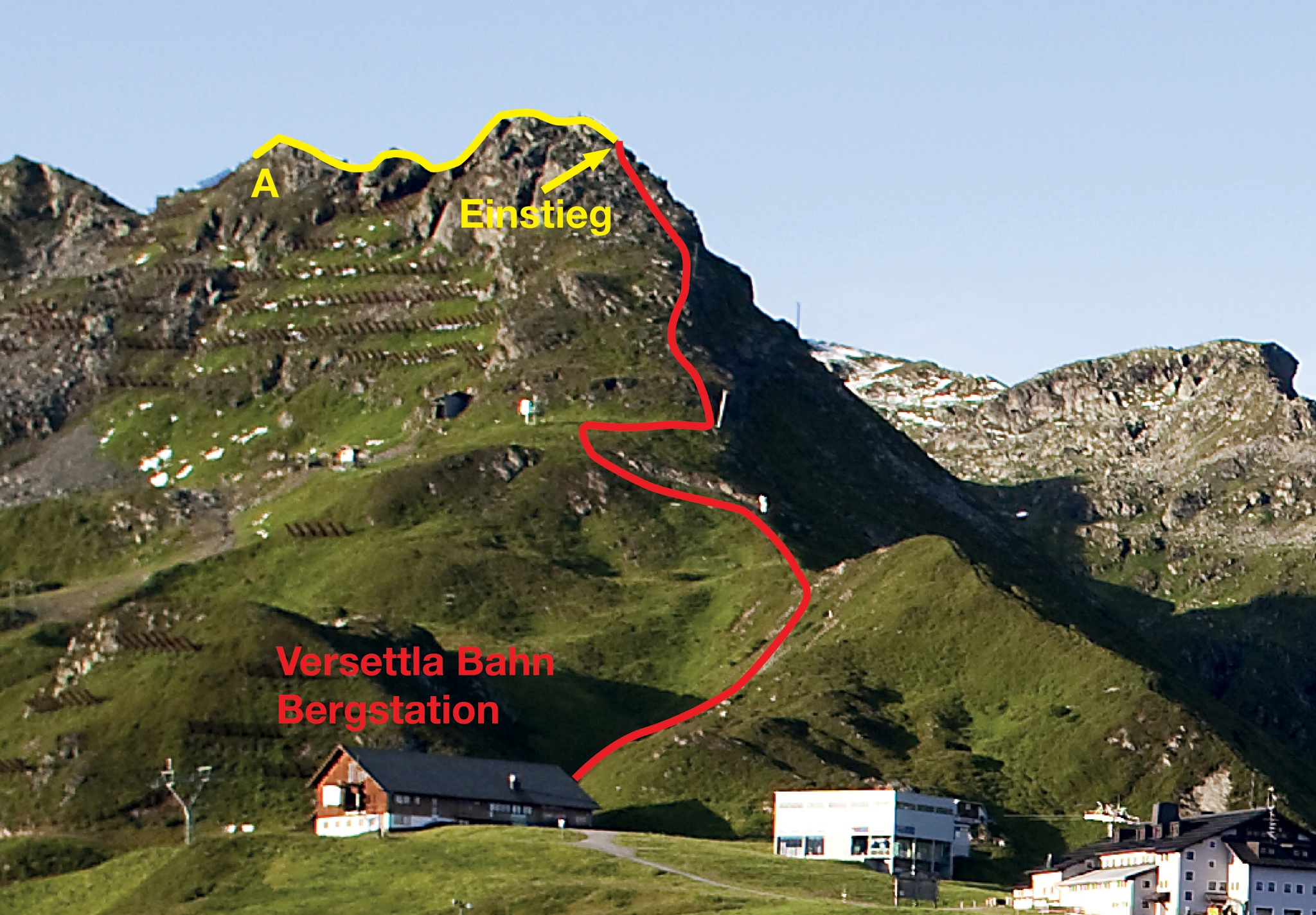 Klettersteig Burg : Klettersteig burg Österreichs wanderdörfer