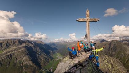 Klettersteig Madrisella : Die schönsten klettersteige in der silvretta