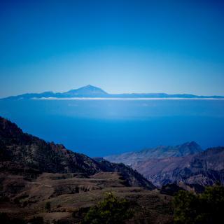 den Teide im Blick