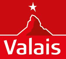 Logo Valais/Wallis Promotion