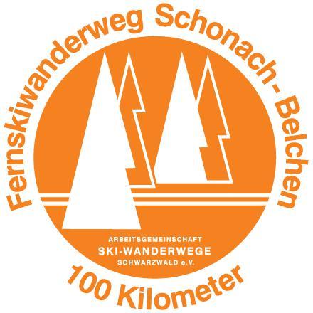 Fernskiwanderweg Schonach - Belchen (12. + 13. Etappe Notschrei - Belchen/Multen)