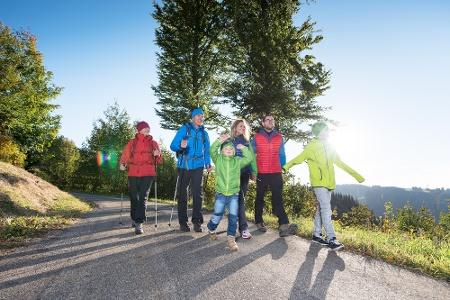 Schönwald - Barrierefreie Wanderung zum Reinertonishof