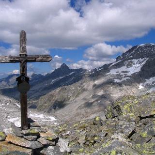 Keilbachjoch (2.833 m) - Giogo del Conio