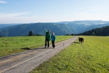 Furtwangen - Barrierefreie Wanderung auf dem Rundweg