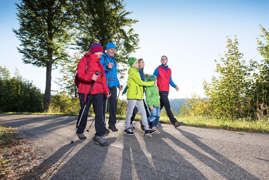 Furtwangen - Barrierefreie Wanderung zum Brend