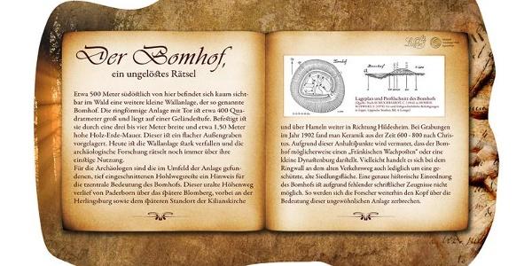 "Bankrücken ""Bomhof"""