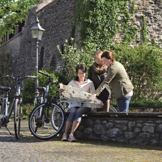 Fahrradverleih Bad Lippspringe