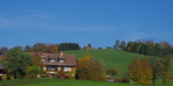 Am Salzburger Mariazellerweg (bei Ybbsitz)