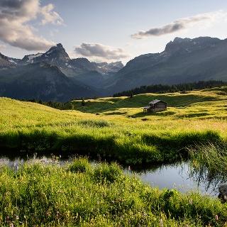 Alp Flix, Moorlandschaft von nationaler Bedeutung
