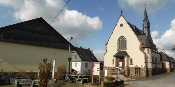 katholische Kirche in Bruschied