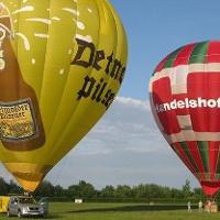 Ballonfahren mit Rehm Ballooning - Start