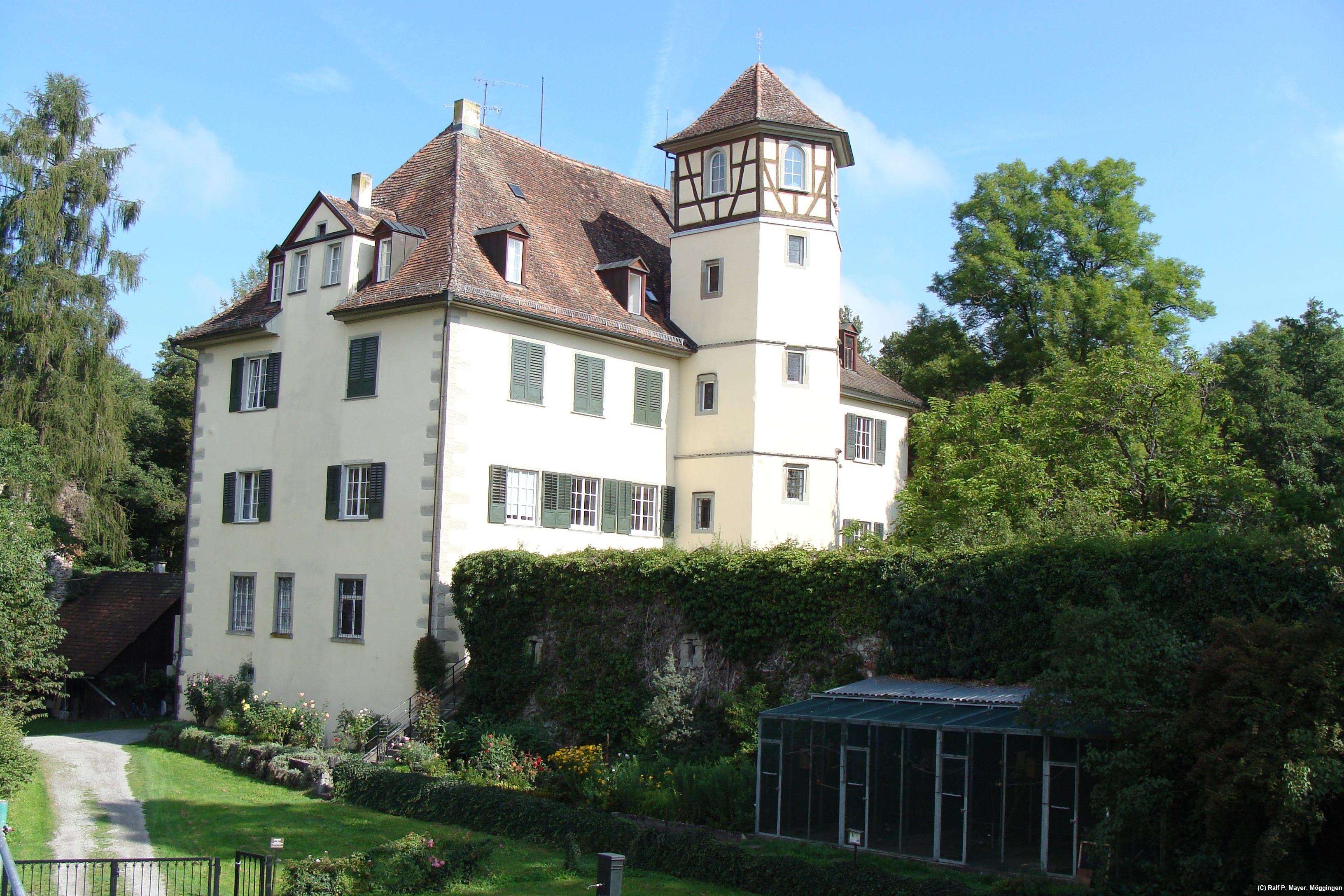 Mögginger Wasserschloss