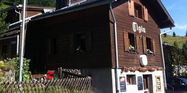 Skihaus Tigia