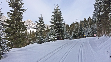Rittisloipe - Langlaufen in Ramsau am Dachstein