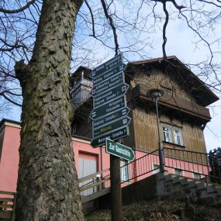 Tagesziel - Der Große Winterberg