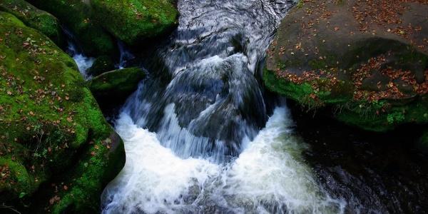 Wasserfälle zwischen Irrel und Prümzurlay