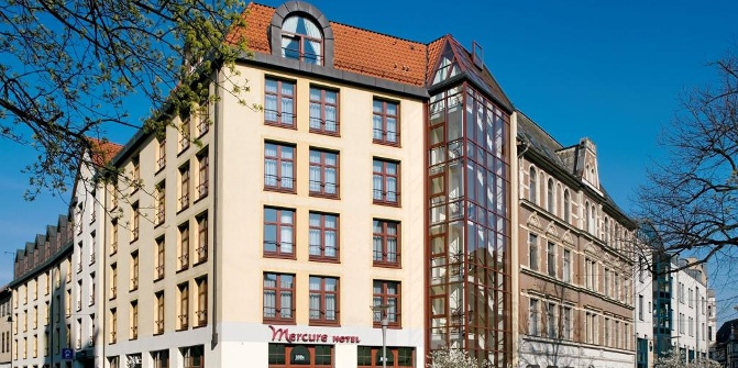 Mercure hotel erfurt altstadt hotel for Design hotel erfurt