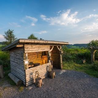 An der Kyrill-Hütte
