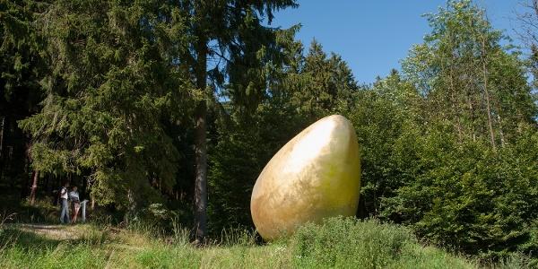 Skulptur: Was war zuerst?