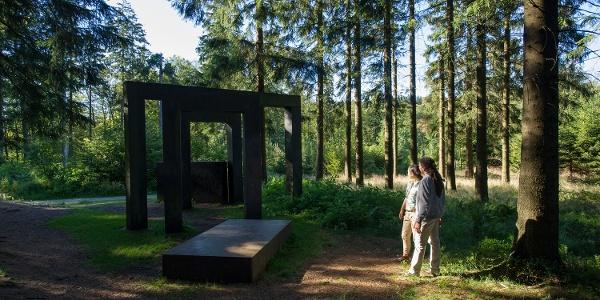 Skulptur: Kein leichtes Spiel