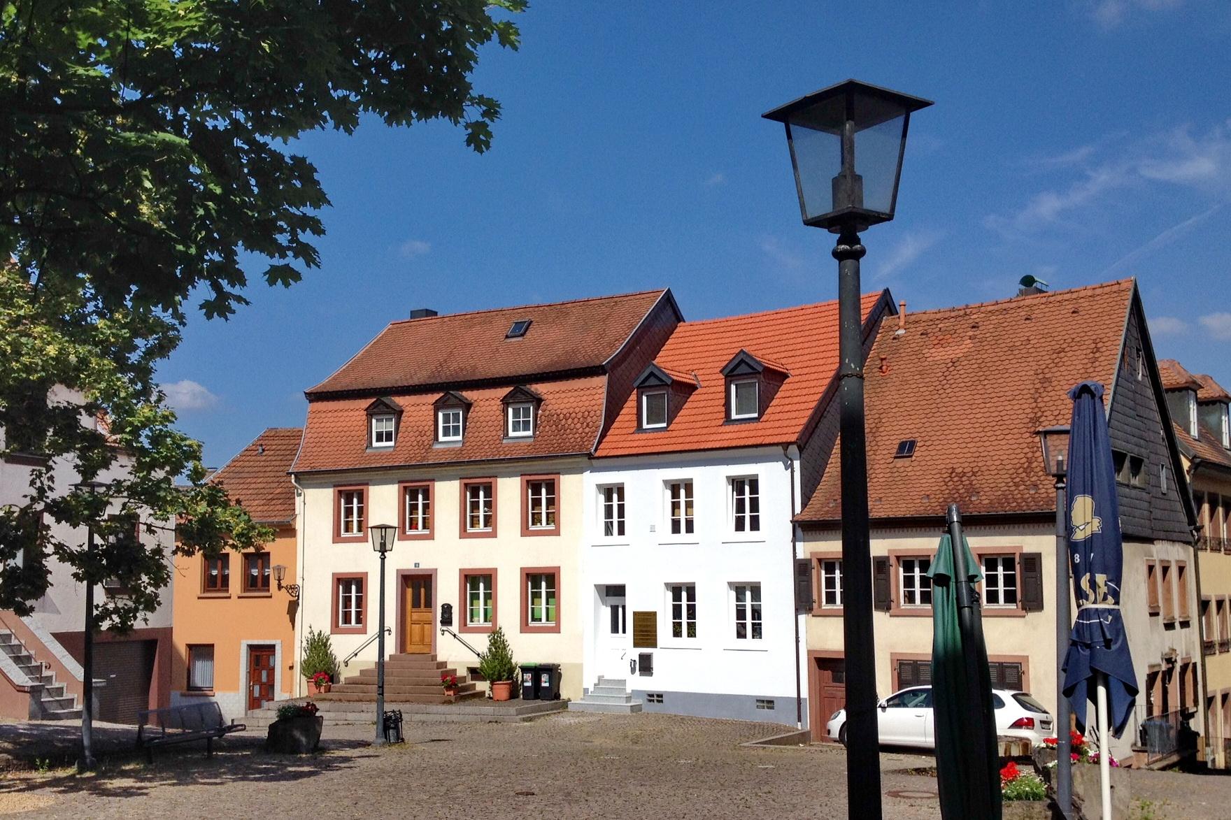 St Ingbert Innenstadt