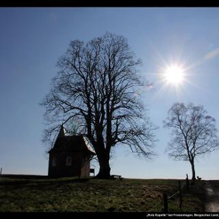 """Rote Kapelle"" bei Friesenhagen"