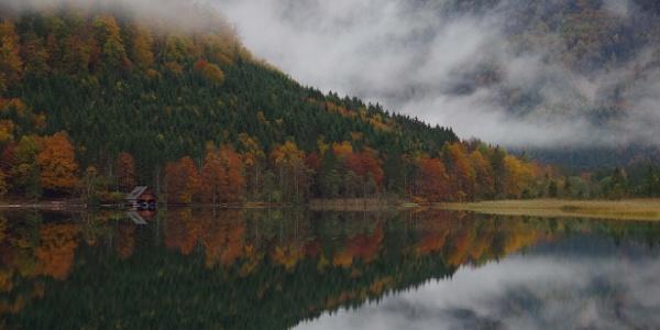 Auch im Herbst empfehlenswert - die OÖ Voralpen