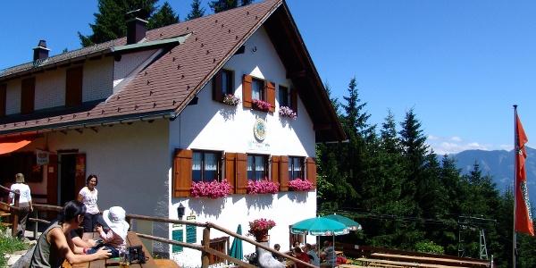 Naturfreunde Hütte: Feldkircher Hütte, Feldkirch