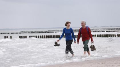 Wandern an der Ostseeküste