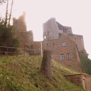 Ruine Spangenberg