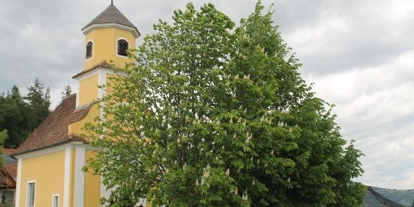 Kernkapelle St. Ruprecht an der Raab