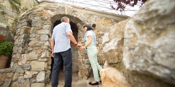 Friedensgrotte St. Ruprecht an der Raab Außenansicht