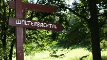 Durch das liebliche Waltersbachtal