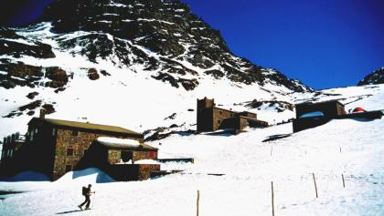 Refuge du Toubkal - im Winter