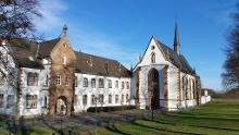 Heimbach - Kloster Maria Wald - Kermeter