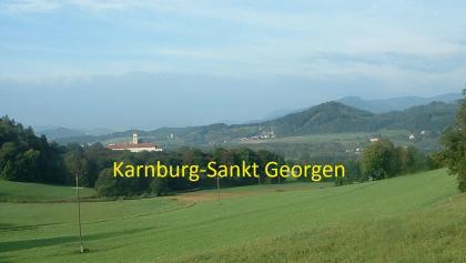 Blick nach Sankt Georgen