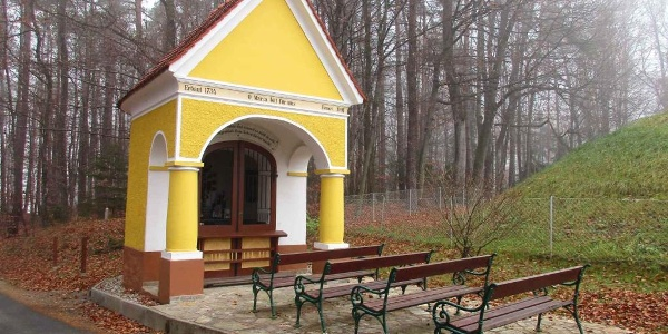 Kogelbauer-Kapelle in Ulrichsberg