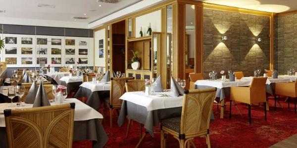 Restaurant im Parkhotel Weiskirchen
