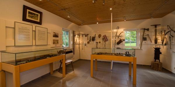 Waldarbeitermuseum in Latrop