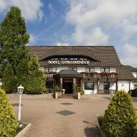 Ringhotel Germanenhof Steinheim-Sandebeck, Außenansicht