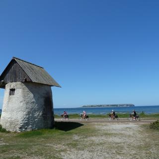 Auf dem Gotlandsleden