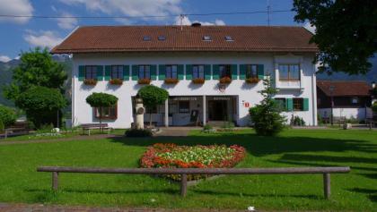 Rathaus mit Tourist Information Schwangau
