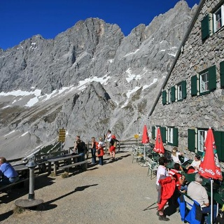 Südwandhütte - Ramsau am Dachstein