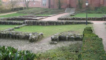Ehemalige Klosteranlage Harsefeld